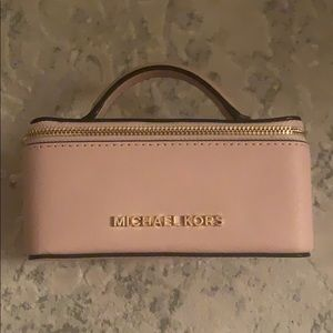 Michael Kors Jewelry Box/ Mini Hand Bag